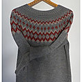 PULL JACQUARD SCAFELL FEMME