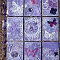 Pocket-letter papillons