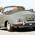 1963 Porsche 356B <b>1600</b> S Cabriolet by Karosseriewerk Reutter
