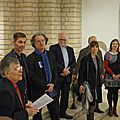 Regards du nord - vernissage / opening ceremony
