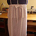 Une petite robe pour daphné