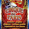 Going to the <b>Circus</b>