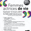 A la Fête des Femmes 2011