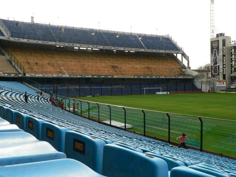 La Bombonera, stade de Boca Juniors