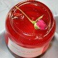 Gelée de pétales de roses