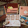 Des cadeaux et des cartes