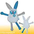 Louka le lapin danseur étoile.