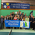 <b>CHALLENGE</b> TENNIS DE TABLE SPORT ADAPTE