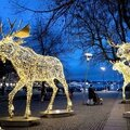 Elans illuminés - stcokholm - suède - 2014