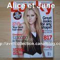 Lucky Magazine (mai 2007)