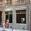 les thés.tard de <b>Cat</b>'mandou Lyon Rhône café bar brasserie