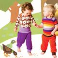 Mode enfantine rétro de la marque danoise Smafolk