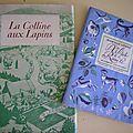 Poésies anglaise et française