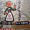 Cliché punk, album TAN <b>AR</b> BOBL (Les ramoneurs de menhirs)