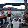 Expédition Tour des deux Amériques en Grèce : de Itea à Corinthe - T2A Expedition in Greece: from Itea to Corinth