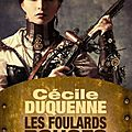 Duquenne, cécile : les foulards rouges épisode 1 : lady bang and the jack.