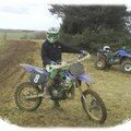 Ma passion le motocross