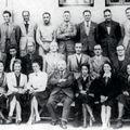 PROFESSEURS DE <b>MANGIN</b> EN 1948
