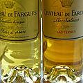 Château De Fargues et Clos Haut Peyraguey : millésimes 2013 et autres à l'<b>UGC</b>