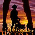 Shine not burn tome 1 : je brille mais ne brûle point - elle casey
