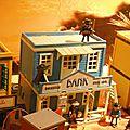 Notre avis sur l'expo temporaire 40 ans playmobil au musée du jouet de moirans en montagne