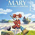 Mary et la fleur de la sorciere : concours twitter
