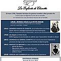 25 mars 2017, commémoration de la prise du général charette