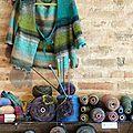 De la laine.. mais pas que de la laine.......