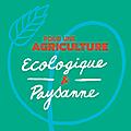«garantir aux paysans le droit de vivre de leur travail» laurent levard