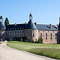 Spectacle historique du Château de Saint-Fargeau (Yonne) 🎆