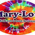 Sticker Mary-Lou
