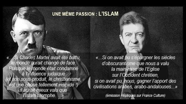 Hamon, Mélenchon défenseurs de la Laïcité ?