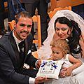 Mariage aux couleurs greques