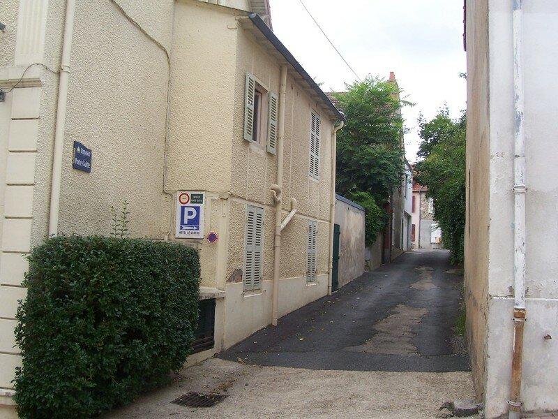 Impasse Porte-Guitte