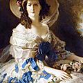 Eugénie de montijo dernière impératrice des français (avec de nombreuses photos et illustrations)