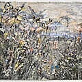 Exhibition of recent paintings and sculpture by <b>Anselm</b> <b>Kiefer</b> opens at Gagosian Gallery in New York