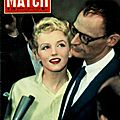<b>Paris</b> <b>Match</b> 7/07/1956
