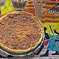 Tarte aux fruits du <b>verger</b>