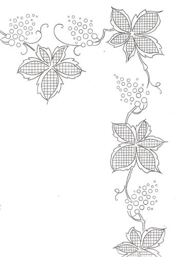 Moldes Y Patrones De Flores Para Tela Imagui Moldes