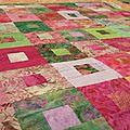 Expo de patchwork dans l'oise