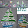 Fresque bateaux...