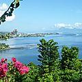 Baie de Papeete - lagon de Tahiti