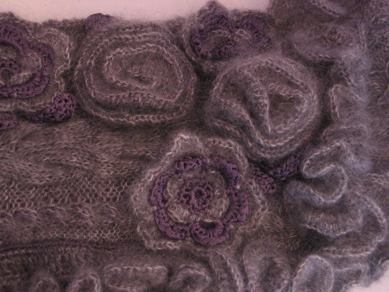 tricot treize janvier echarpe mané 016