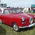 GLAS Goggomobil TS250 coupé 1967 Lipsheim (1)