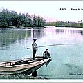 Anor - l'étang de la galoperie