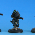 Repeint snipers <b>Wing</b> Troopers (AT-43)