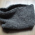 My first snood!!