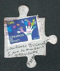 puzzle La Licorne