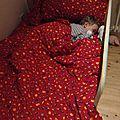 Le grand lit de gaspard...