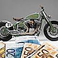 Motorrad-Kredit